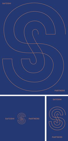 """Satoshi Partners are business consultants based in London. Focused on Bitcoin/Blockchain and IT companies, Satoshi Partners wanted a fresh, modern and relevant brand for the business/IT target.We delivered a responsive """"S"""" monogram, inspired by timeless…"""