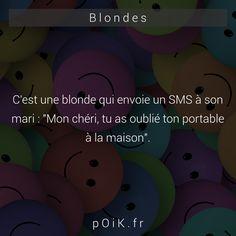 #Humour #Blague #Blonde