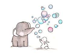 Impresión Archival burbujas 8 x 10