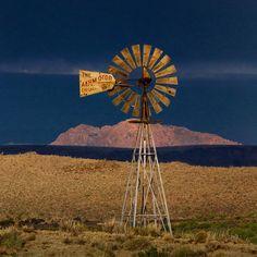 Hi Plains Water | Midhills, Mojave National Preserve, CA