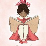 Read with Me by Sarah Jane Studios ($26, choice of colors)