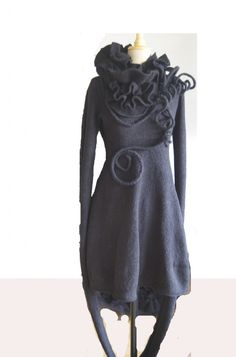 Marit Eken Kalager . I LOVE the unusual detail around the top as well as the overall shape; stunning