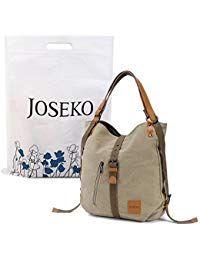 f2a0922df7 JOSEKO Fashion Shoulder Bag Rucksack