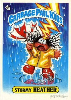 GARBAGE PAIL KIDS - Original Series 1 Card Collection — GeekTyrant