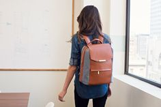 The perfect bag for the modern woman. Carry on, beautifully.