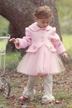 Mack and Co. - Ballerina Coat