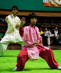 Young Tai Chi Champions