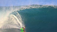 Banzai Pipeline Bodyboarding SONY 4K Part 1 #Bodyboarding #Hawaii