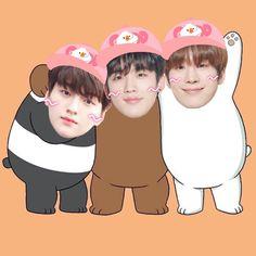Crazy Genius, Kim Min Gyu, Twitter Video, Kdrama Memes, We Bare Bears, Songs To Sing, Thug Life, Read News, To My Future Husband