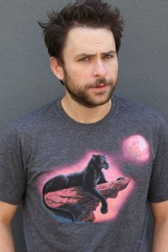 Sub_Urban Riot Majestic Panther T-Shirt Charcoal Heather | Always Sunny