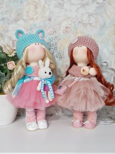 Handmade dolls cloth doll in a gift box! Handmade Ideas, Handmade Home Decor, Handmade Gifts, Original Gifts, Etsy Christmas, Christmas Gift Guide, Soft Dolls, Unusual Gifts, Grandma Gifts
