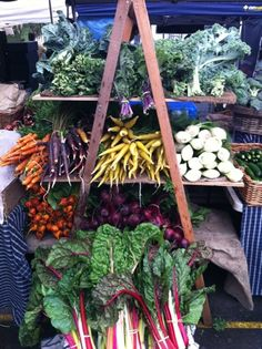 Our Favorite Farmers, The Farm Gate by Nashdale Fruit co (Bo, Katie, John and Harrison as well as the rest of the crew) are our favorites each week at Marrickville Markets (NSW, Australia) on Addison road. Their produce is amazing, staff is knowledgeable and always remember you. It's a joy to see them each week and know were your food is coming from.