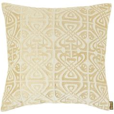 Biba Cream Velvet Biba Design Cushion ($45) ❤ liked on Polyvore featuring home, home decor, throw pillows, home & furniture, cream throw pillows, biba, off white throw pillows, ivory throw pillows and beige throw pillows