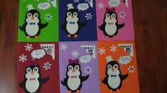 Art Activities, Paper Gifts, Diy And Crafts, Kids Rugs, Student, Invitations, School, Decor, Penguin