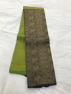 New south Silk Saree – Streesilk South Silk Sarees, Indian Silk Sarees, Pure Silk Sarees, Saree Blouse Patterns, Saree Blouse Designs, Traditional Sarees, Traditional Dresses, Silk Saree Kanchipuram, Lehnga Dress