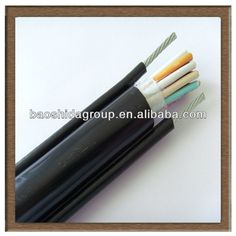 2013Manufacturer-Copper Conductor PE Insulated Pilot Cable used with high voltage power cable in ducts or underwater $1~$50