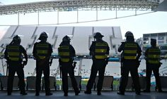 As the World Cup action begins, Brazil's hard-fought democracy is under threat: Brazil may have shed its dictatorship 25 years ago, but human rights abuses and a military police remain