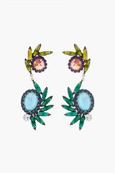 DANNIJO // Multicolor Radley Earrings