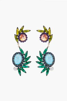 DANNIJO // Multicolor Radley Earrings