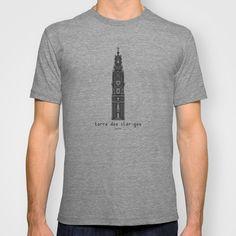 HexArchi - Portugal, Porto, Igreja dos Clérigos . Torre T-shirt by LAA-Laboratório De Arquitectura E Arte | Society6