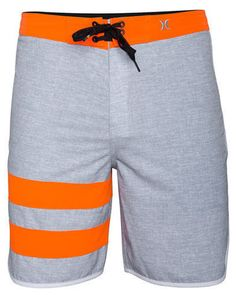 Hurley Phantom Block Party Solid Men s Board Shorts - Size 25911367ebb