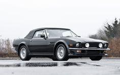 1989 Aston Martin V8 Vantage Volante | Gooding & Company