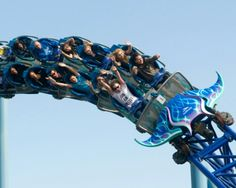 SeaWorld Orlando Announces Tallest, Fastest, and Longest Coaster in Orlando | The Disney Blog