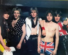 Image in Def Leppard collection by on We Heart It Great Bands, Cool Bands, Beatles, Steve Clarke, Hair Metal Bands, Phil Collen, Rick Savage, Joe Elliott, Rock And Roll Bands