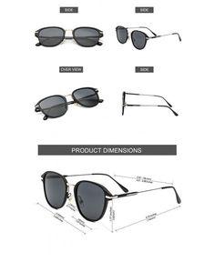 09506eb835 Women s Leisure Fashion Polarized UV400 HD Designer Sunglasses with Case -  Black Frame(gray Lens) - CB12O195UOK