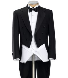 Victorian Mens Formal Wear with Modern Clothes photo picture