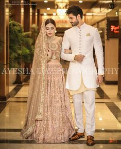 Bridal wear pakistani grooms 48 ideas for 2019 Engagement Dress For Groom, Couple Wedding Dress, Wedding Outfits For Groom, Groom Wedding Dress, Engagement Dresses, Bridal Outfits, Wedding Suits, Wedding Attire, Indian Engagement Outfit