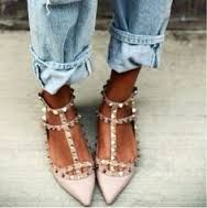 Image result for valentino shoes street style
