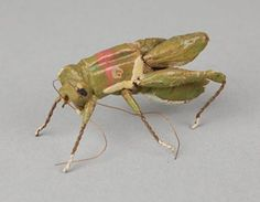 Insect figure. Japan. British Museum
