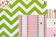 Custom Retro Owl Chevron Stripe Crib Bedding by SimplySassynSweet, $320.00