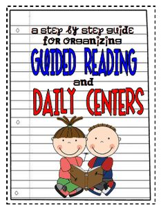 Guide to organizing daily center rotations. I like this set-up the best I think - guided reading is included as a center, and the kids have little clip-on name tags with them that tell them where to go. Guided Reading Groups, Reading Centers, Reading Lessons, Reading Workshop, Reading Resources, Reading Strategies, Reading Activities, Reading Skills, Reading Comprehension