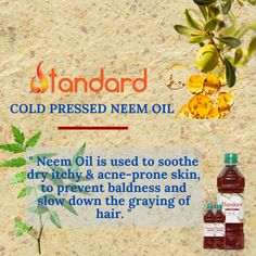 Buy Neem Oil Online: Azadirachta Indica, Cold Pressed Oil, Best Hair Oil, Information Processing, Neem Oil, Cold Sore, Names With Meaning, Acne Prone Skin, The Cure