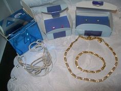 LOT of Avon costume jewelry still in box new old stock lot 2 #Avon