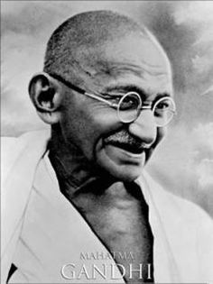 Mahatma Gandhi was one of many who help Influence Social Justice in India, South Africa, New Delhi to raise awareness about the British and their actions in India and his method of non violence. Which influenced Dr. Martin Luther King Jr. in his fight against racism.