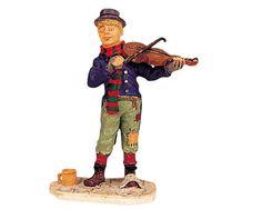 lemax Christmas Fiddler - Google Search
