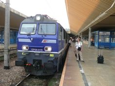 Krakow Poland train