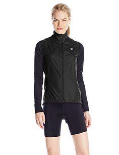 Pearl Izumi - Ride Women's Elite Barrier Vest, Small, Black ** For more information, visit image link.