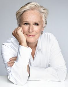 Glenn Close by Brigitte Lacombe Older Actresses, Female Actresses, Hollywood Actresses, Actors & Actresses, Glenn Close, Brigitte Lacombe, David Evans, 50 And Fabulous, Portraits