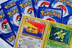 Pokémon cards #90s