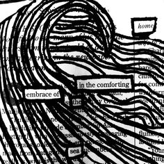 Open arms  #newspaperblackout #blackoutpoetry #blackoutpoem #amwriting #erasureart #newspaperpoem #newspaperpoetry #blackoutcommunity #writersofig #poetsofig #makeblackoutpoetry