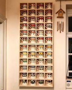 Emma bridgewater flower's collection shelves ...