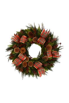 Royal Christmas Preserved Wreath | Balsam Hill