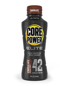 Core Power Elite High Protein Milk Shake, Chocolate, 42g of protein, 14-ounce bottles 12 Count >>> Read more at the image link.