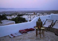 This house in Nijar, Cabo de Gata, has a very Arabic feel.