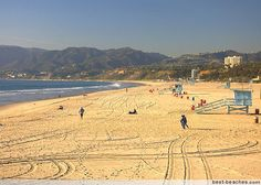 Los Angeles Beaches are the perfect summer getaway #vacation #travel #sunshine