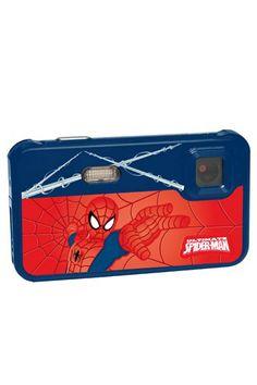 Venta Lexibook y Au Sycomore Cámara de Fotos Digital Spider-Man, antes 50€ ahora 29€ en divinitycollection.es